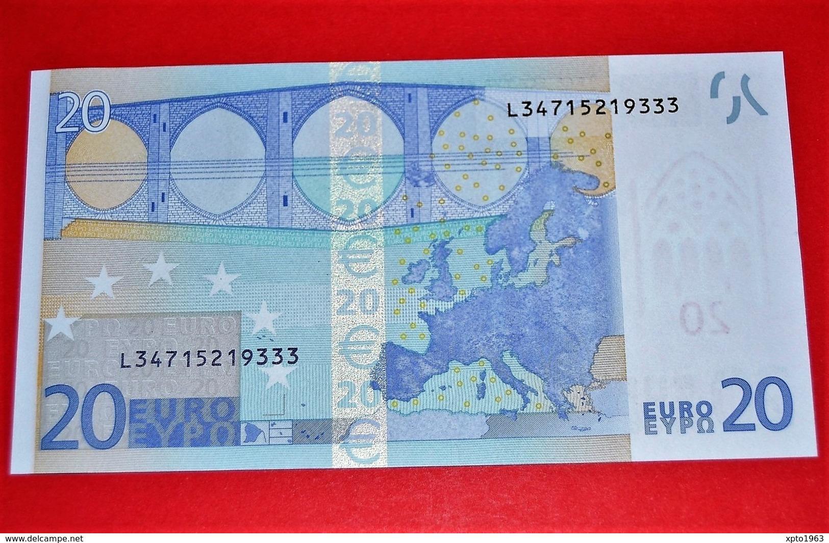 20 EURO FINLAND  - G014H6 - L34715219333 - UNC NEUF - EURO