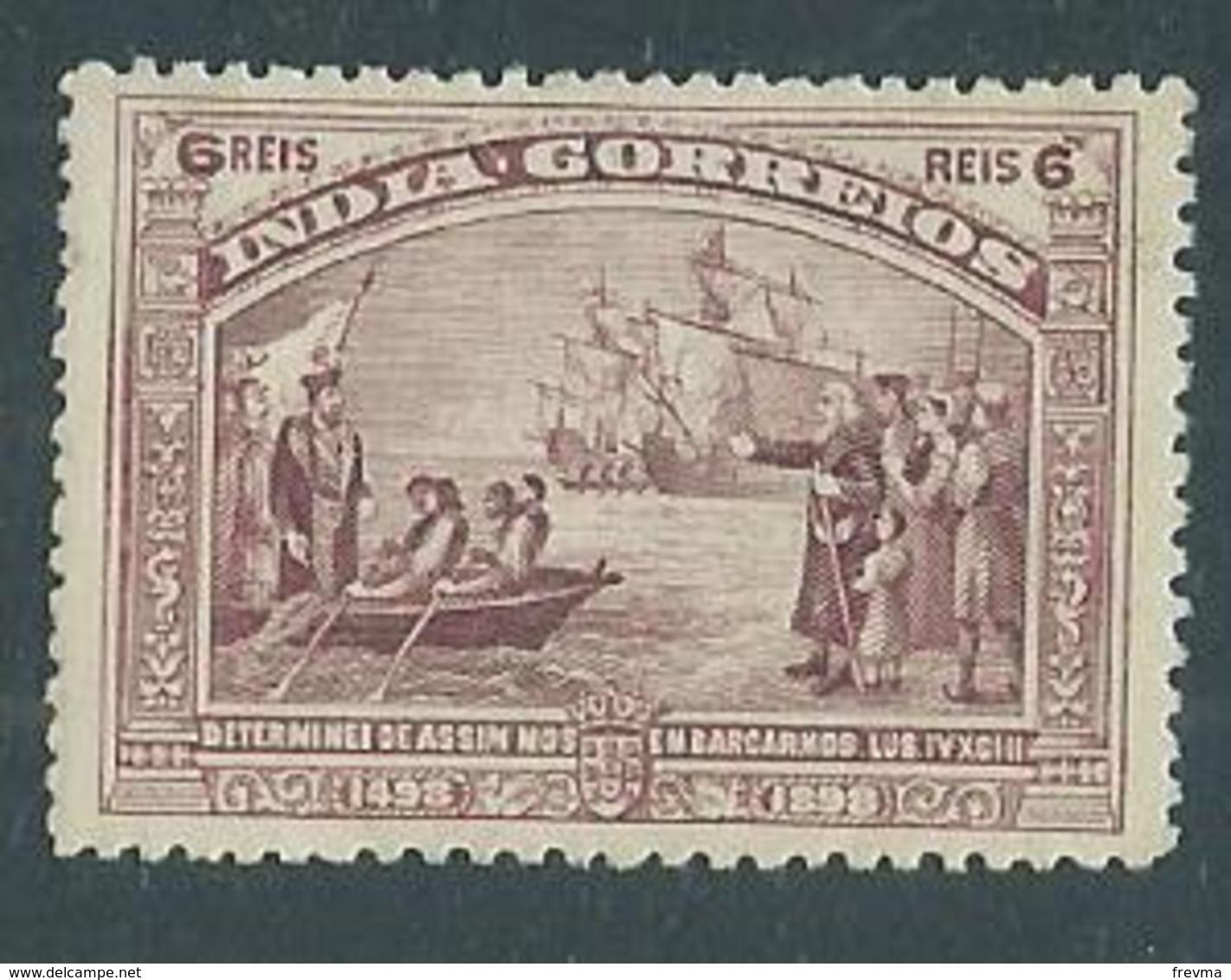 Inde Portuguaise 1882 Yvert - Portugiesisch-Indien