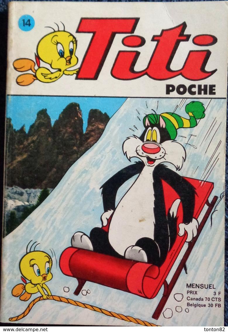 Titi Poche N° 14 - Bücher, Zeitschriften, Comics
