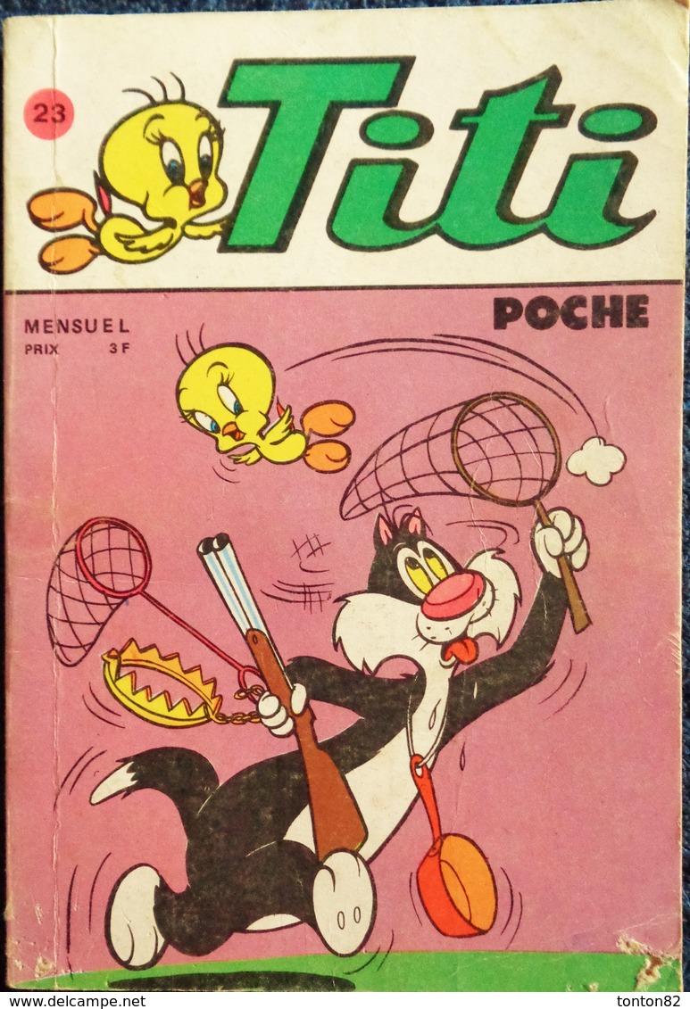 Titi Poche N° 23 - Bücher, Zeitschriften, Comics