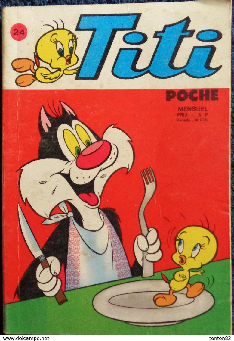 Titi Poche N° 24 - Bücher, Zeitschriften, Comics
