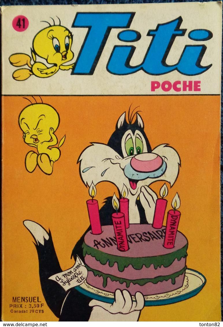Titi Poche N° 41 - Bücher, Zeitschriften, Comics