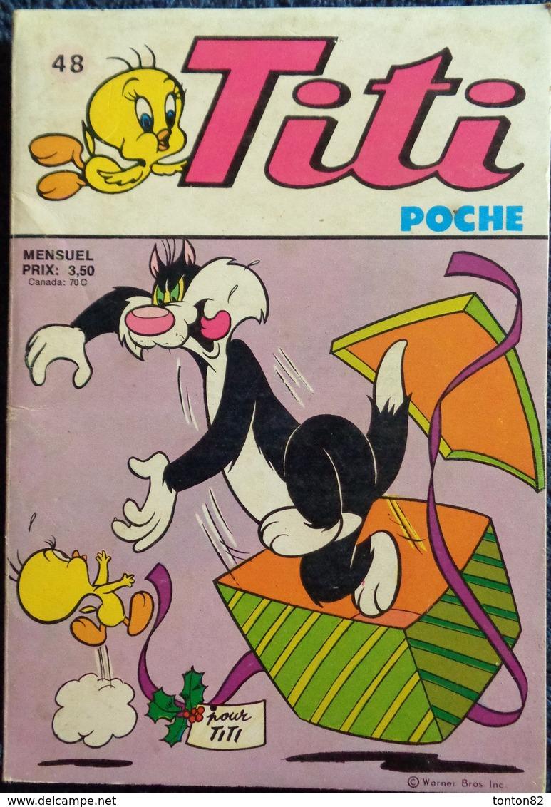 Titi Poche N° 48 - Bücher, Zeitschriften, Comics