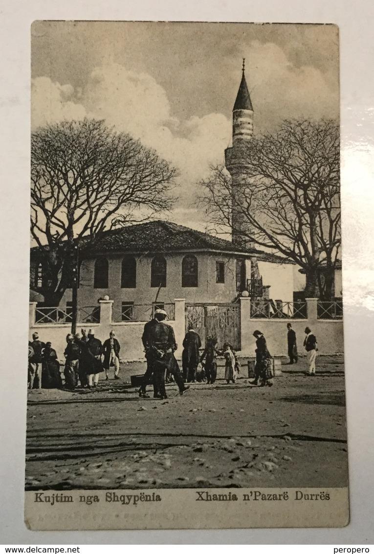 AK   ALBANIA  XHAMIA N'PAZARE DURRES  DURAZZO - Albanien