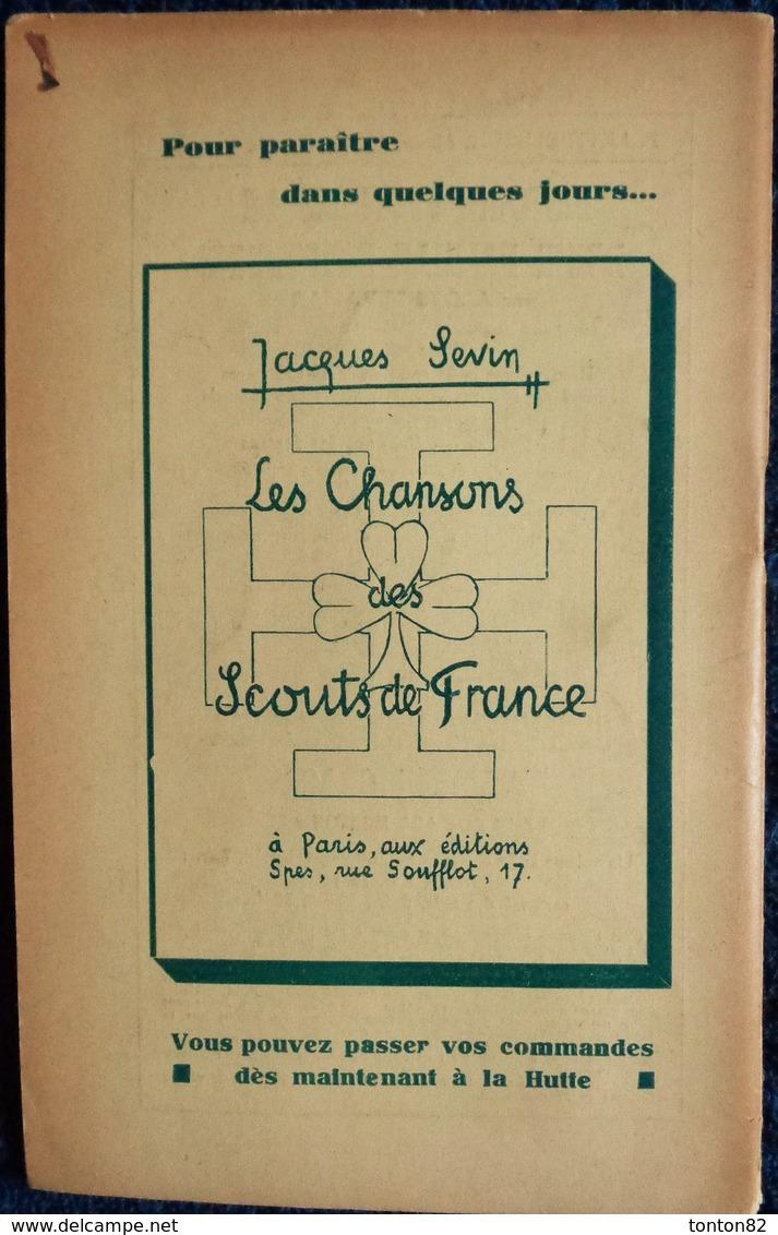 LE CHEF - Revue Mensuelle Du Scoutisme Français - N° 75 - 15 Juillet 1930 . - Bücher, Zeitschriften, Comics
