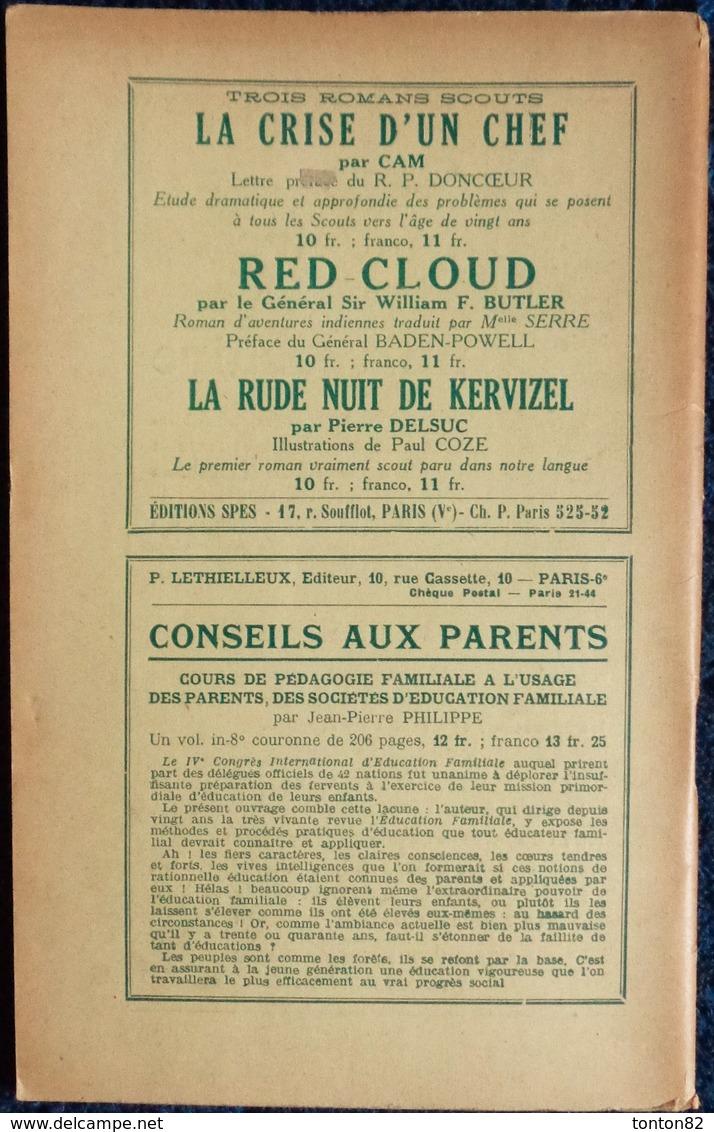 LE CHEF - Revue Mensuelle Du Scoutisme Français - N° 76 - 15 Octobre 1930 . - Bücher, Zeitschriften, Comics