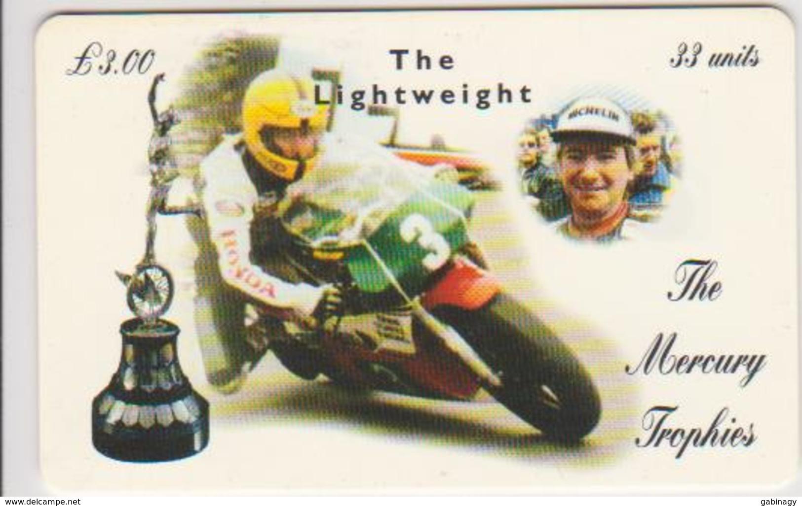 #08 - ISLE OF MAN-15 - JOEY DUNLOP - THE LIGHTWEIGHT - MOTORBIKE - Man (Eiland)