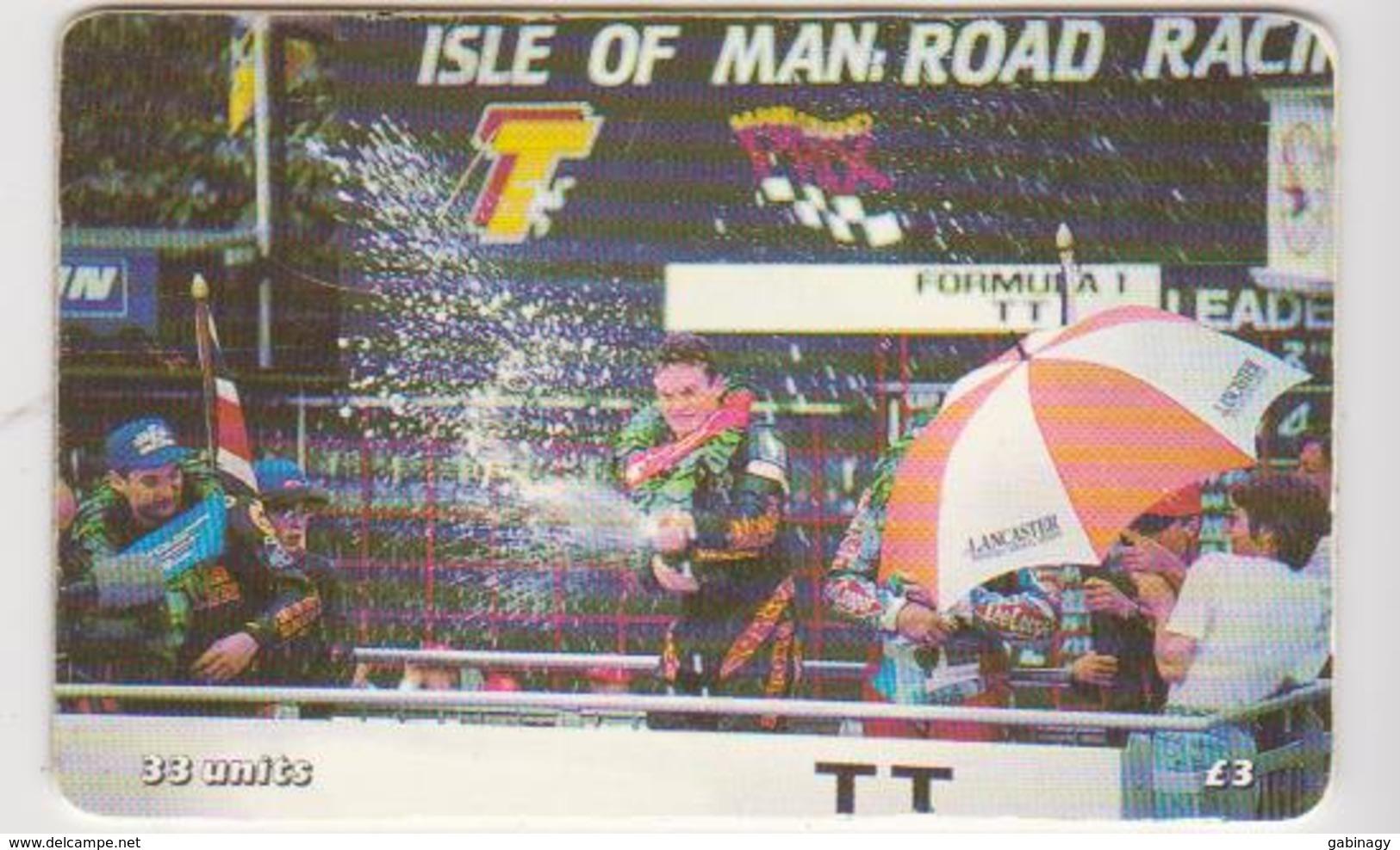 #08 - ISLE OF MAN-21 - TT FESTIVAL 2000 - MOTORBIKE - Isla De Man