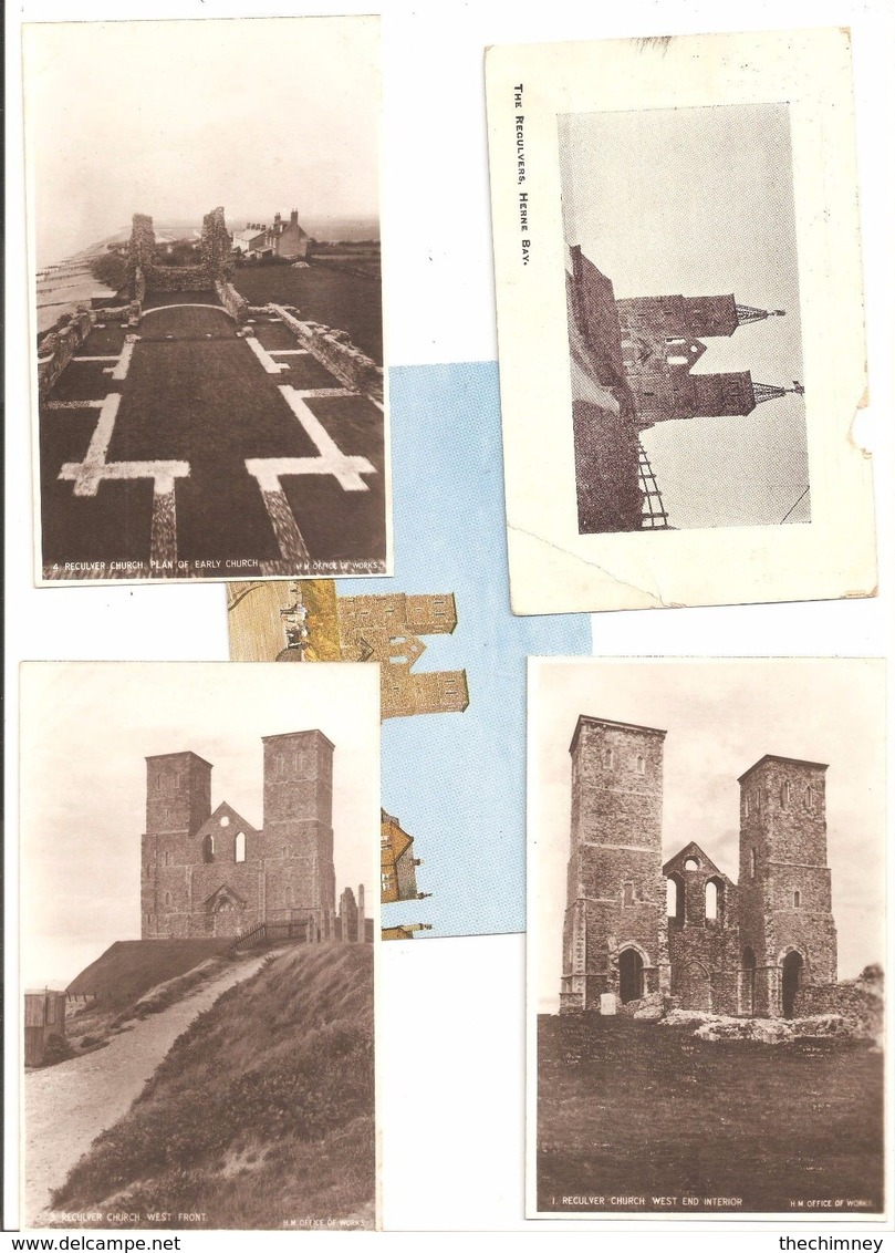 THREE HENDON MIDDLESEX NR EDGWARE FINCHLEY POSTCARDS - Middlesex