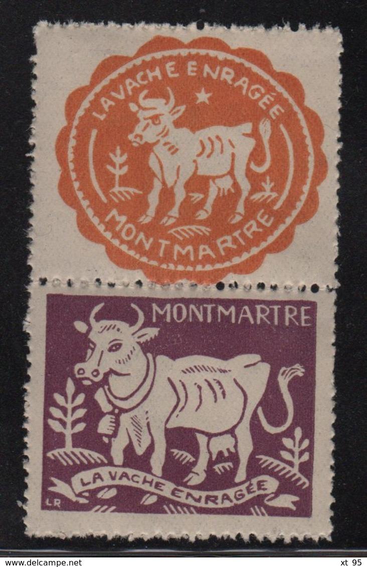 Montmartre - Commune Libre - La Vache Enragee - Other