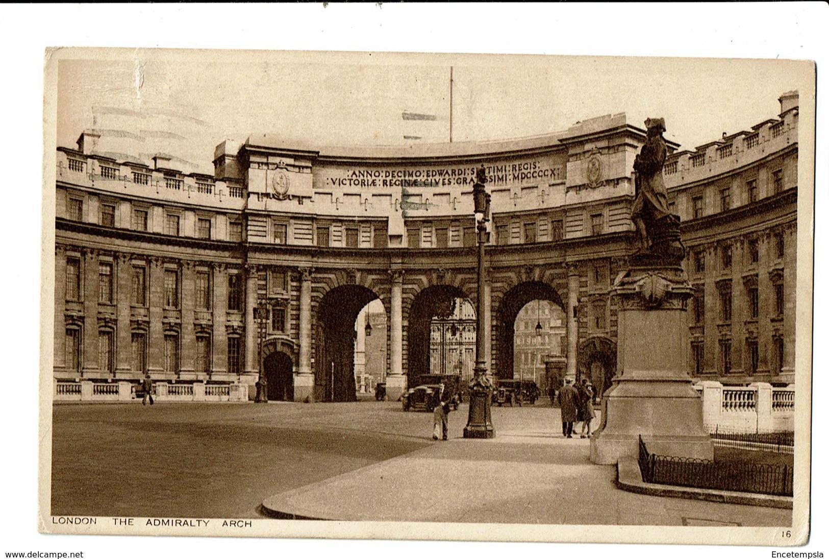 CPA - Carte Postale Royaume Uni-London -The Admiralty Arch 1933 -VM2383 - London