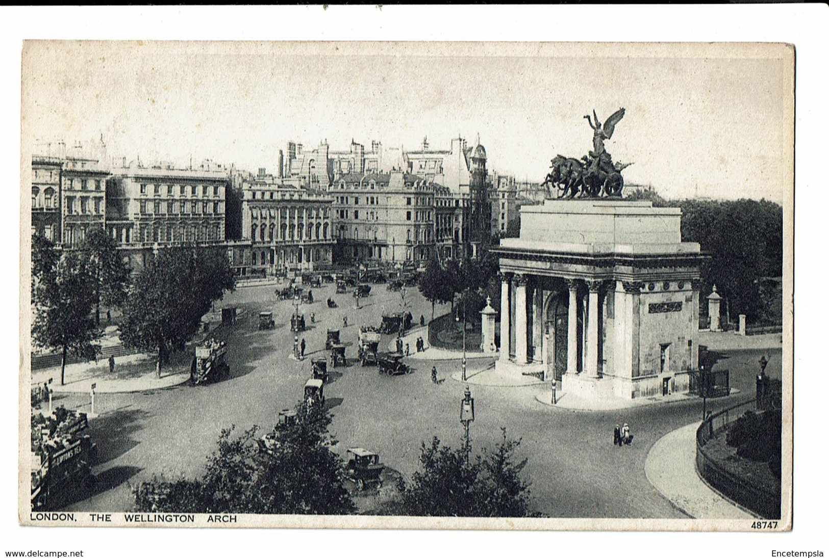 CPA - Carte Postale Royaume Uni-London -The Wellington  Arch -VM2384 - London