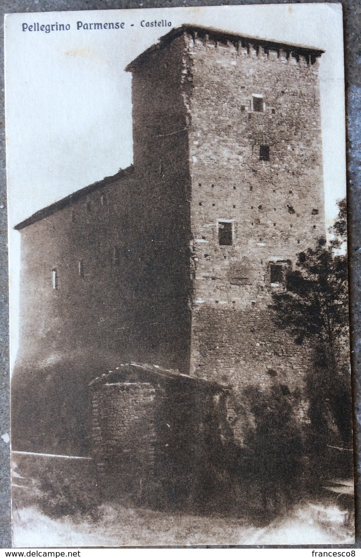 1929 PELLEGRINO PARMENSE Castello /  Parma - Italia