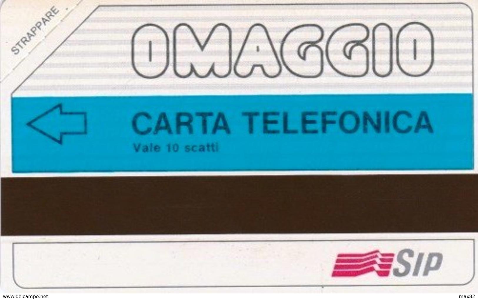 FASCE ORARIE OMAGGIO 3005 C&c / PO5 Golden, NUOVA BOLLATA - Italië