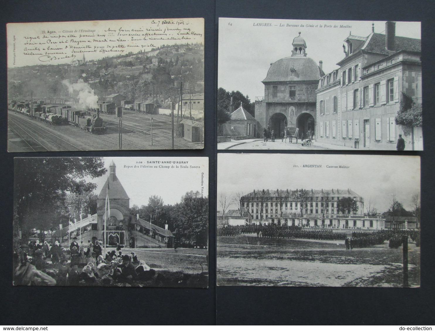 Lot De 240 Cartes Postales FRANCE - France