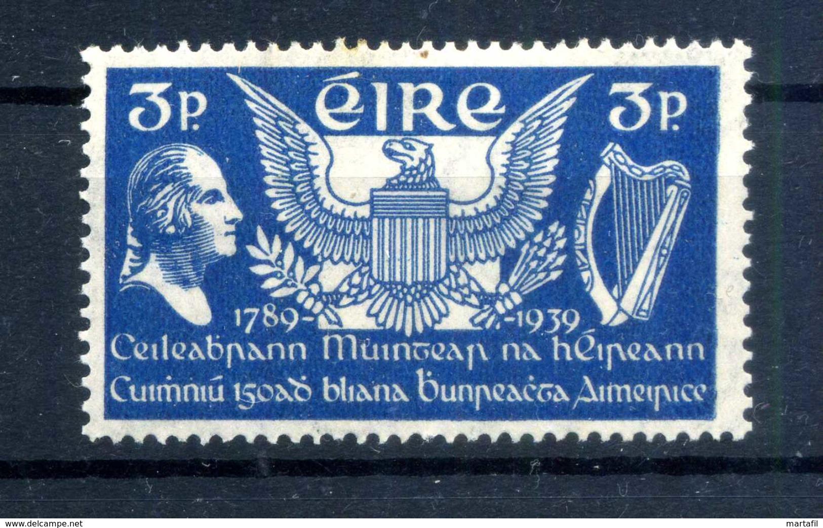 1939 IRLANDA N.76 * - 1937-1949 Éire