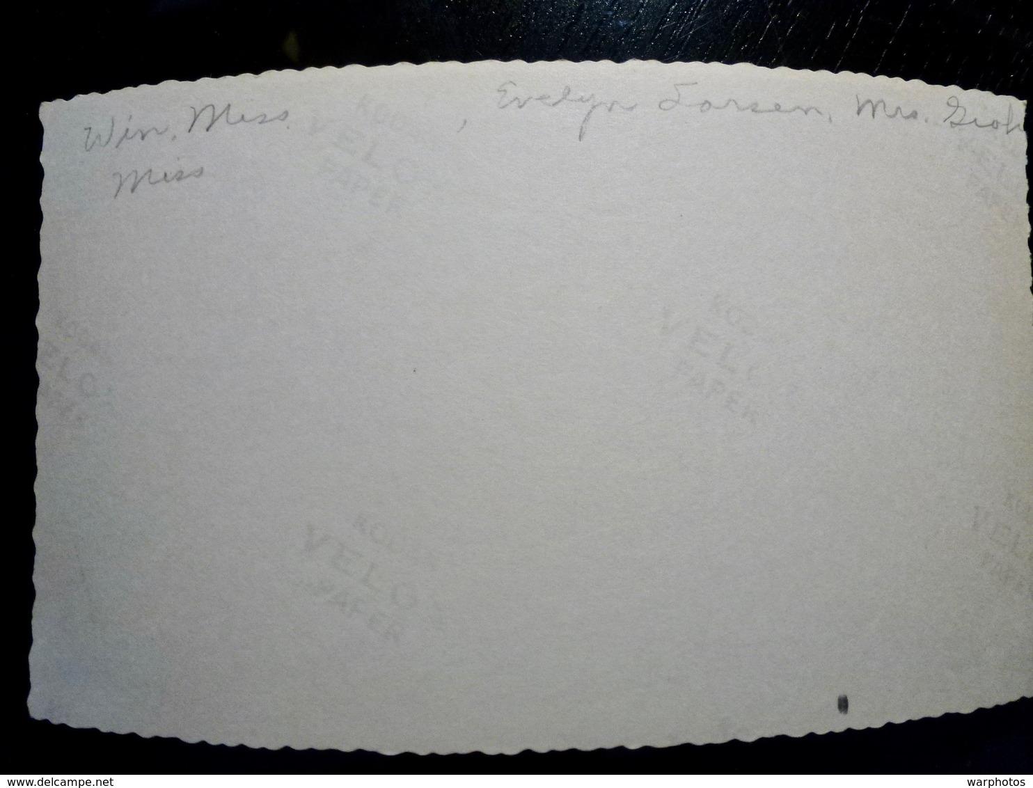 PHOTO ORIGINALE _ VINTAGE SNAPSHOT : CROISIERE _ PAQUEBOT _ UNITED STATES _ 1957 - Bateaux