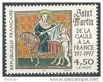 "FR YT 3078 "" Saint Martin "" 1997 Neuf** - Neufs"
