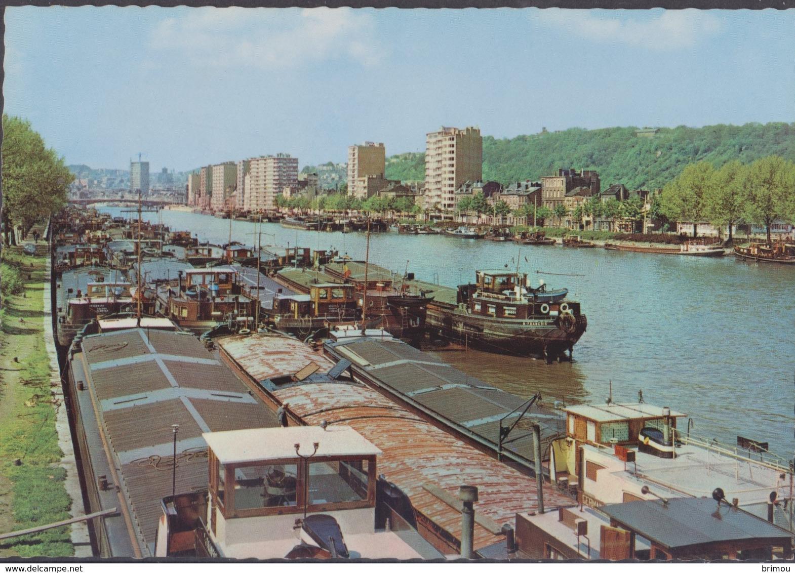 Liège Panorama Sur La Meuse. - Cartes Postales