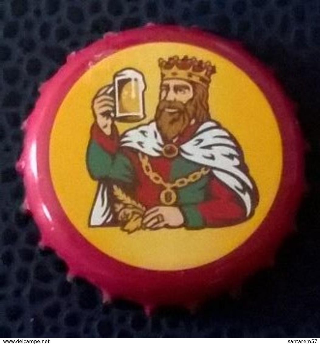 Luxembourg Capsule Bière Beer Crown Cap BATTIN Christmas De Noël - Cerveza