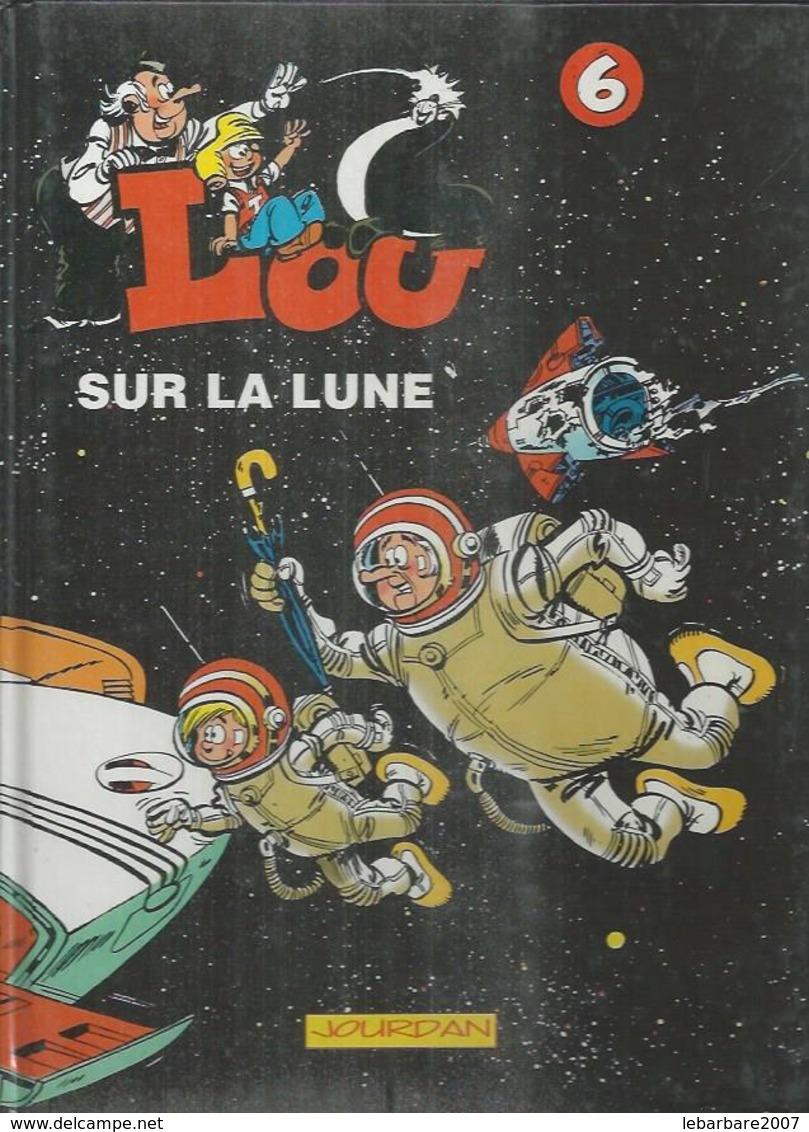 """LOU  """" SUR LA LUNE """"   -  BERCK - E.O. JANVIER 1992  JOURDAN - Non Classificati"""