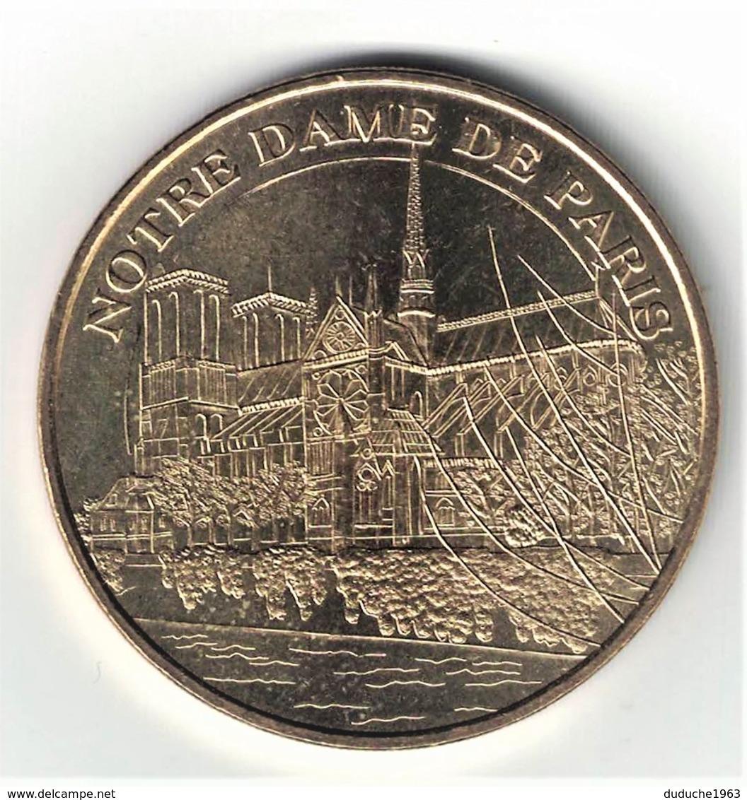 Monnaie De Paris 75.Paris - Notre Dame De Paris Vue De Seine 2006. Neuve - Monnaie De Paris