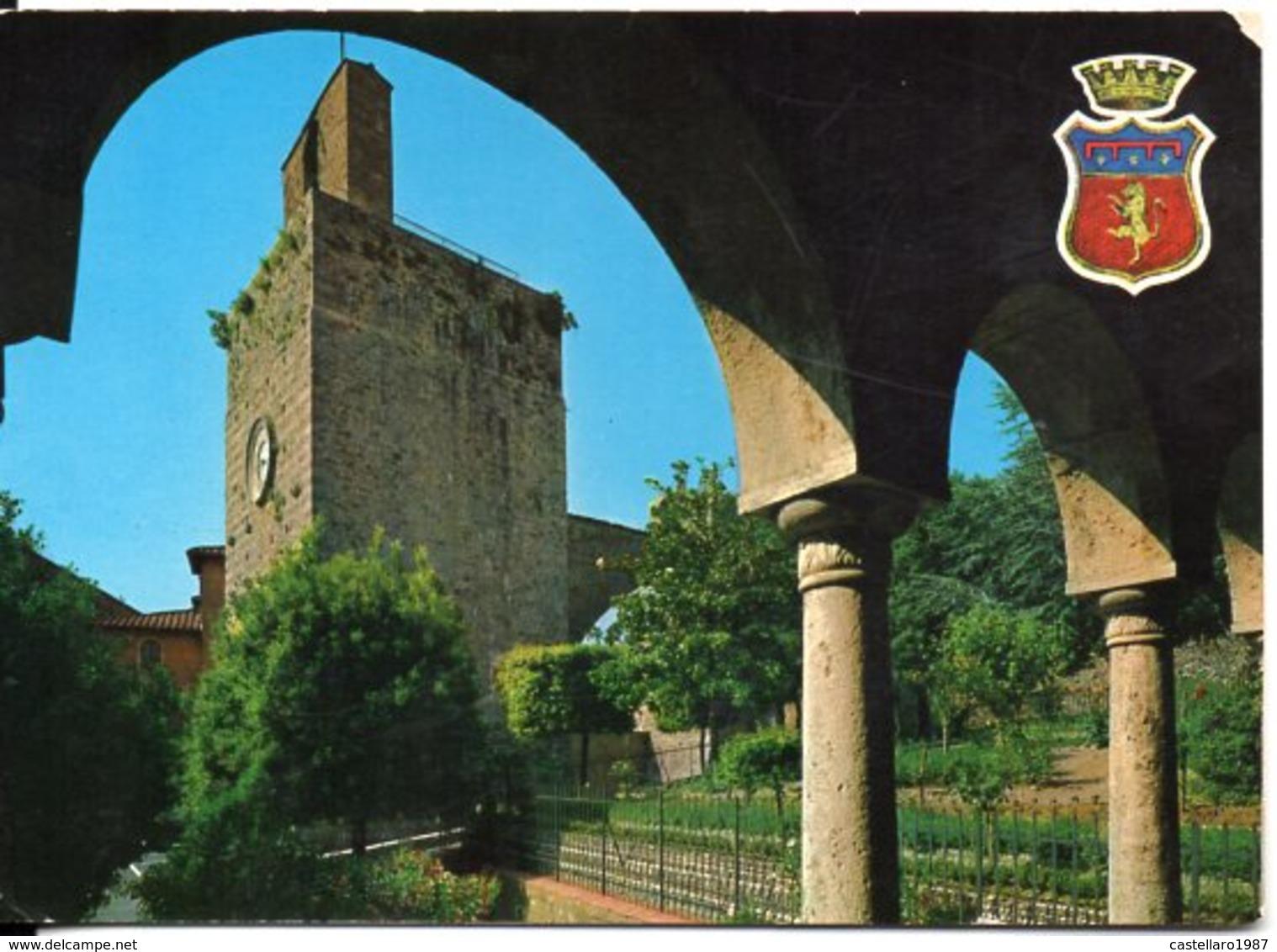 MASSA MARITTIMA - Torre Del Candeliere - Massa