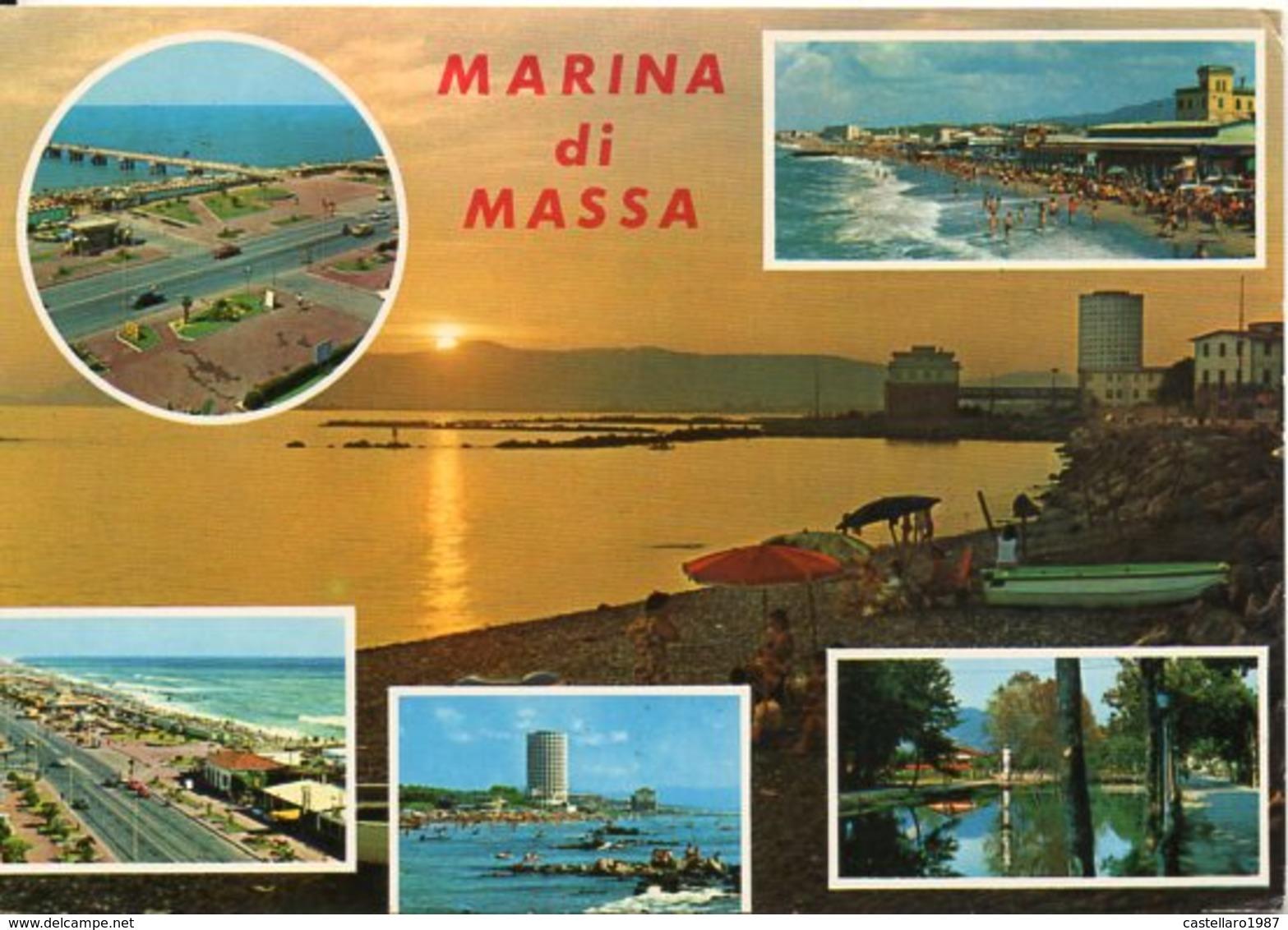 MARINA Di MASSA - Vedute - Massa
