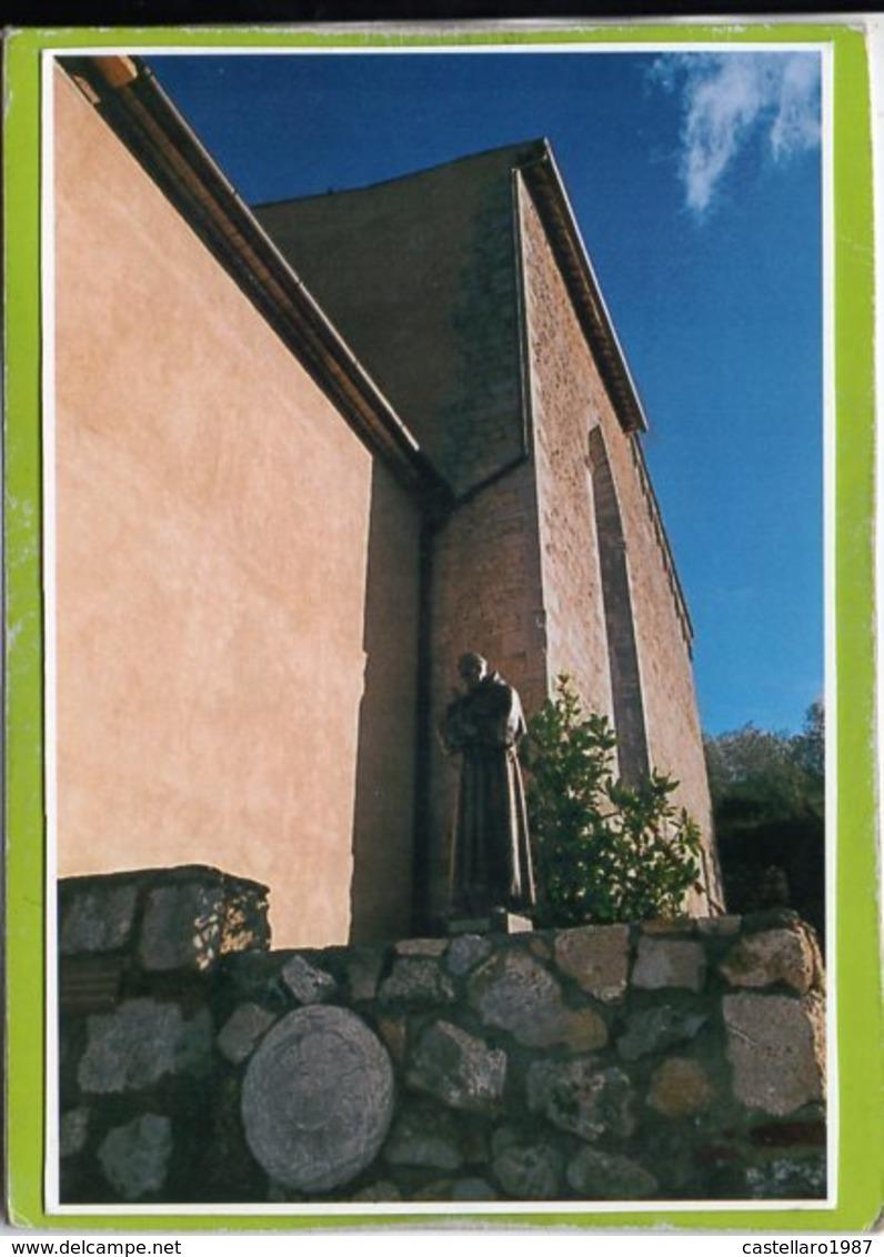 MASSA MARITTIMA - Seminario - Particolare - Chiesa Di S. Francesco Sec. XIII - Massa