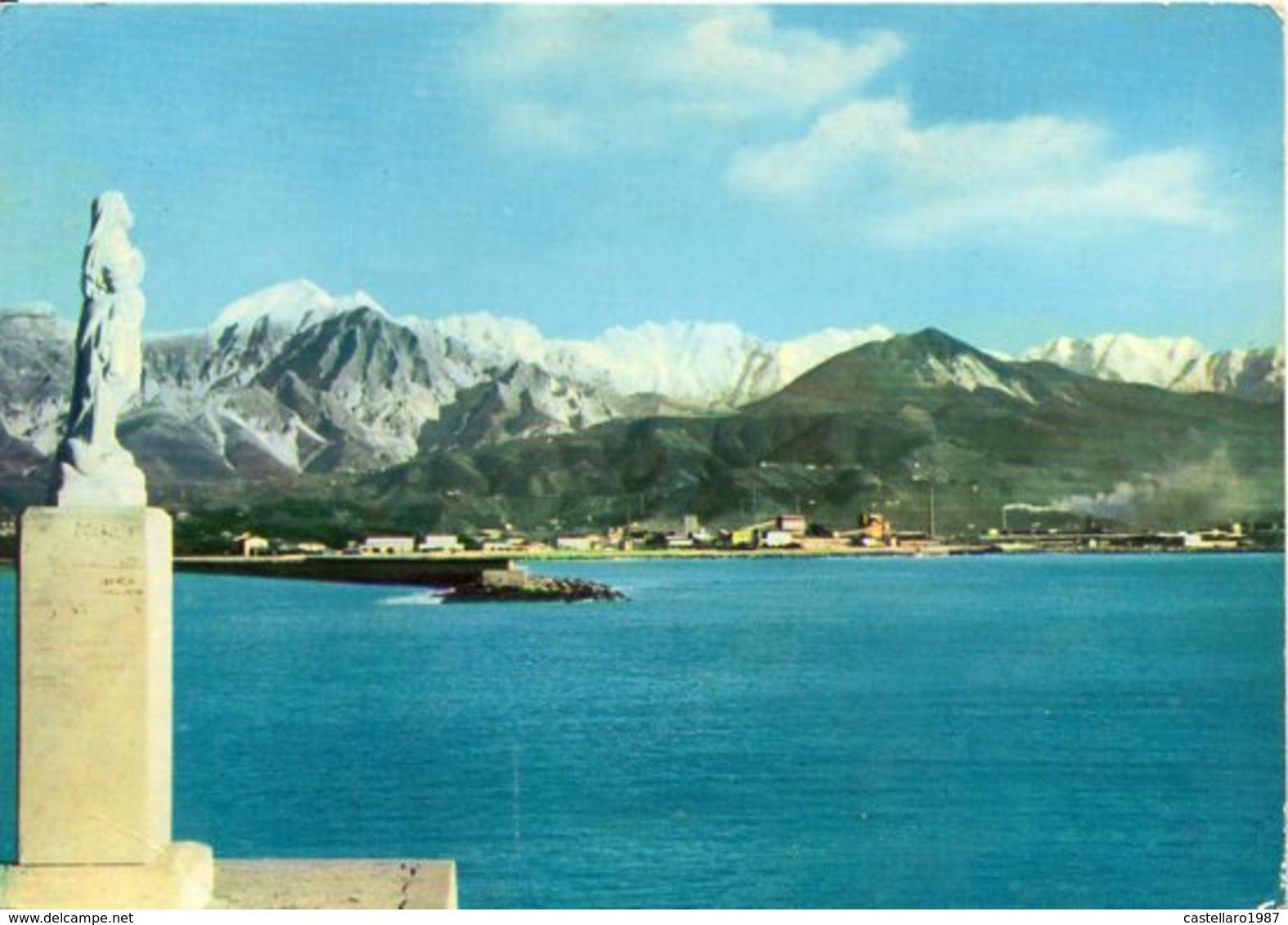 MARINA DI CARRARA - La Madonnina Del Porto - Carrara