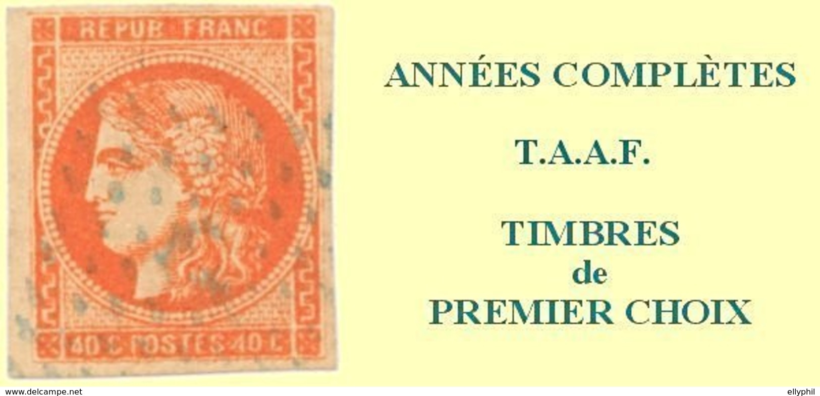 TAAF, Année Complète 1985**, Poste N°109 à N°114, P.A. N°86 à N°91A Y & T - Französische Süd- Und Antarktisgebiete (TAAF)