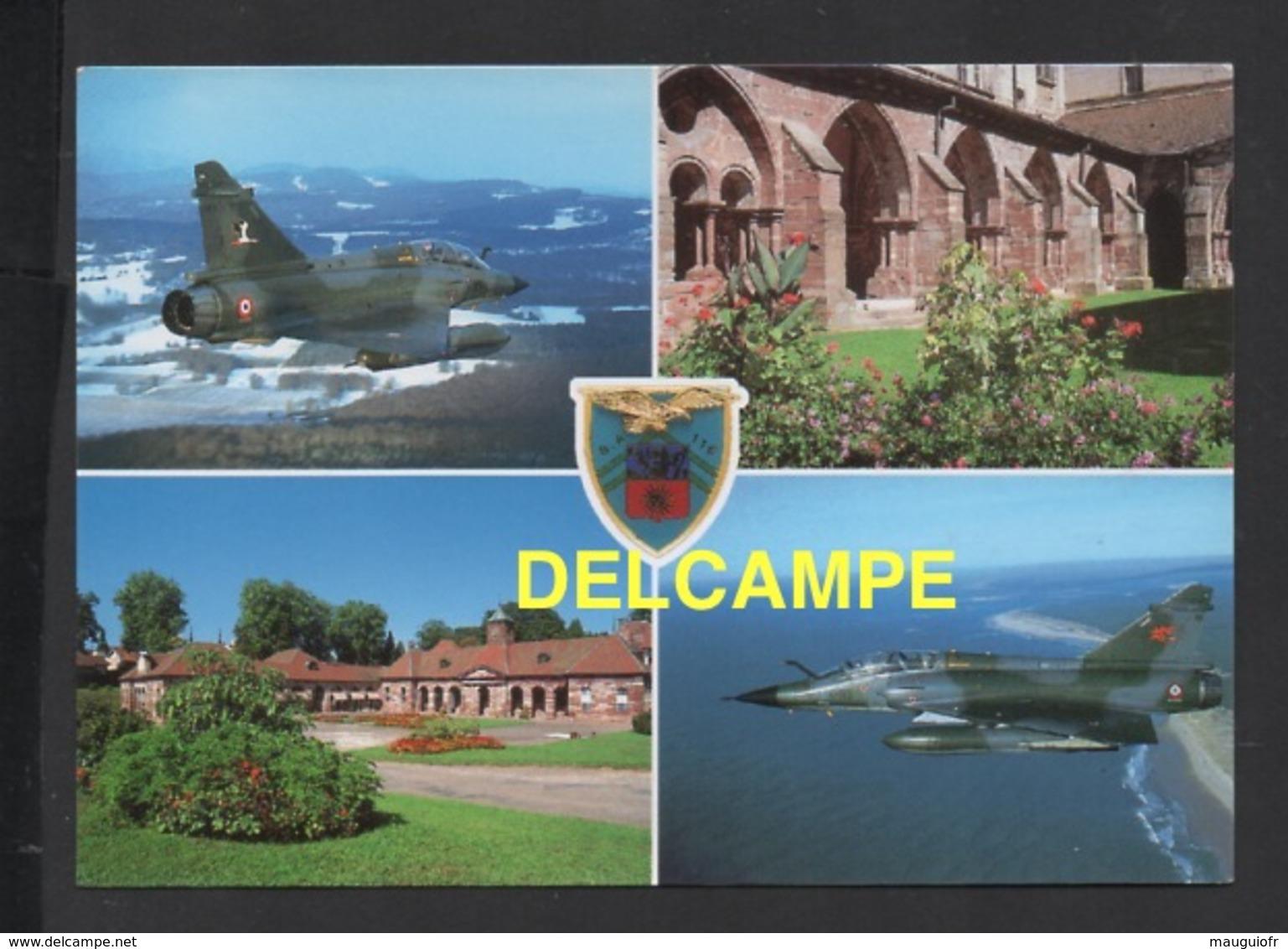 DD / AVIATION / AVIONS MIRAGES 2000 N DE LA BASE AÉRIENNE 116 DE LUXEUIL / ESCADRON 2/4 - 1946-....: Ere Moderne