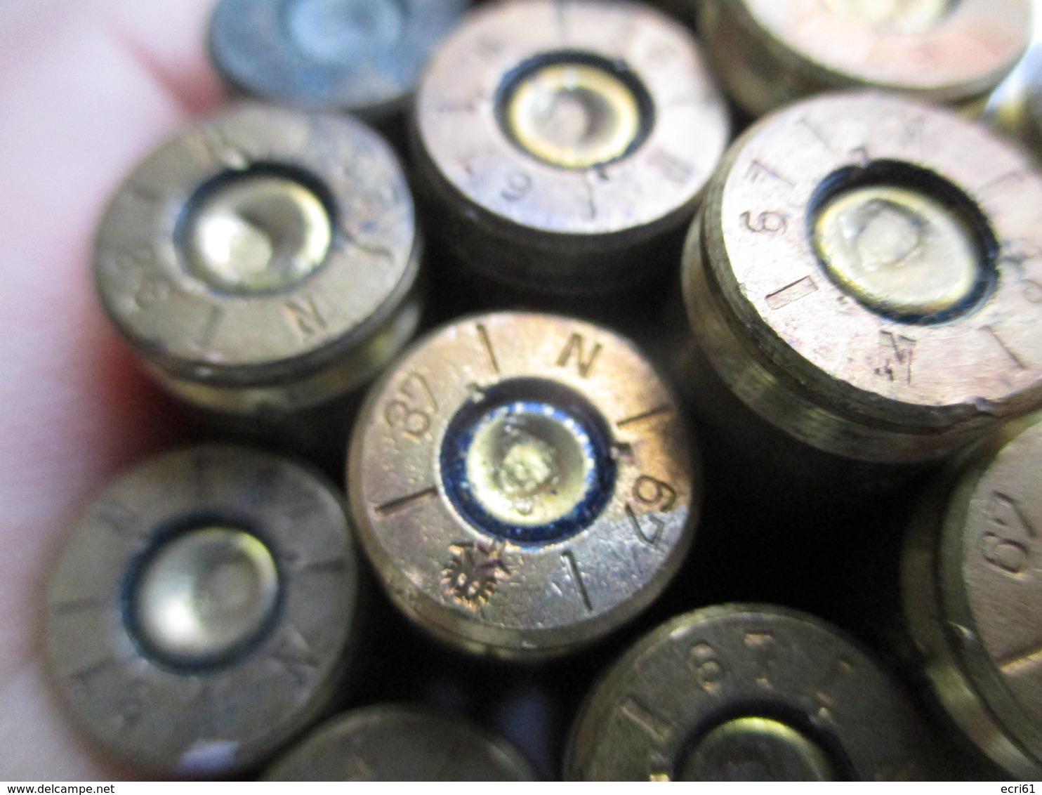Boite De 15 Cartouches Mauser Fab Polonaise - Decorative Weapons