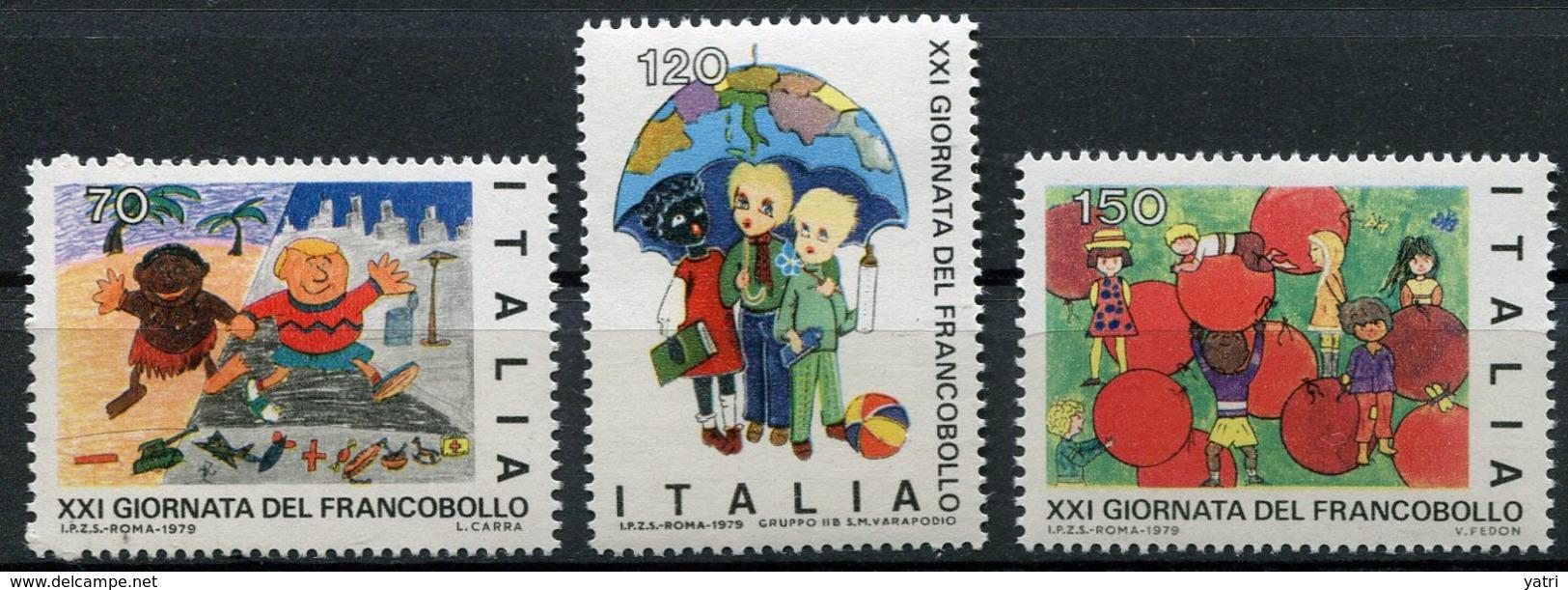 Italia - 1979 - Giornata Della Filatelia ** - 1971-80: Neufs