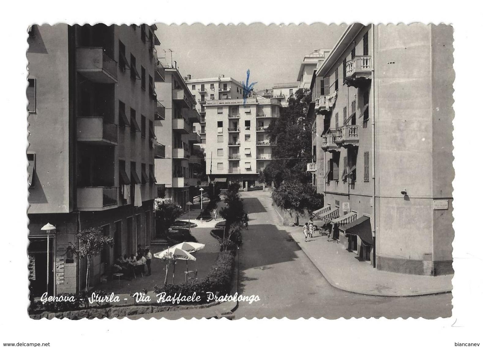 CARTOLINA DI STURLA - GENOVA - 2 - Genova