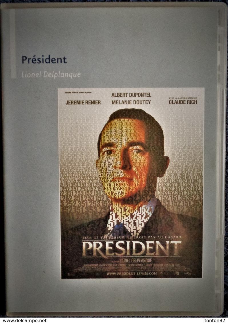 Président - Albert Dupontel - Jeremie Renier - Claude Rich . - Comedy