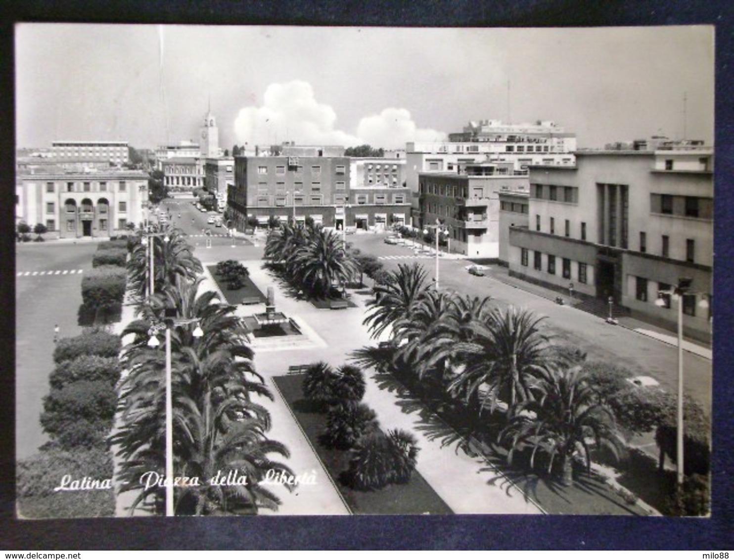 LAZIO -LATINA -F.G. LOTTO N°154 - Latina