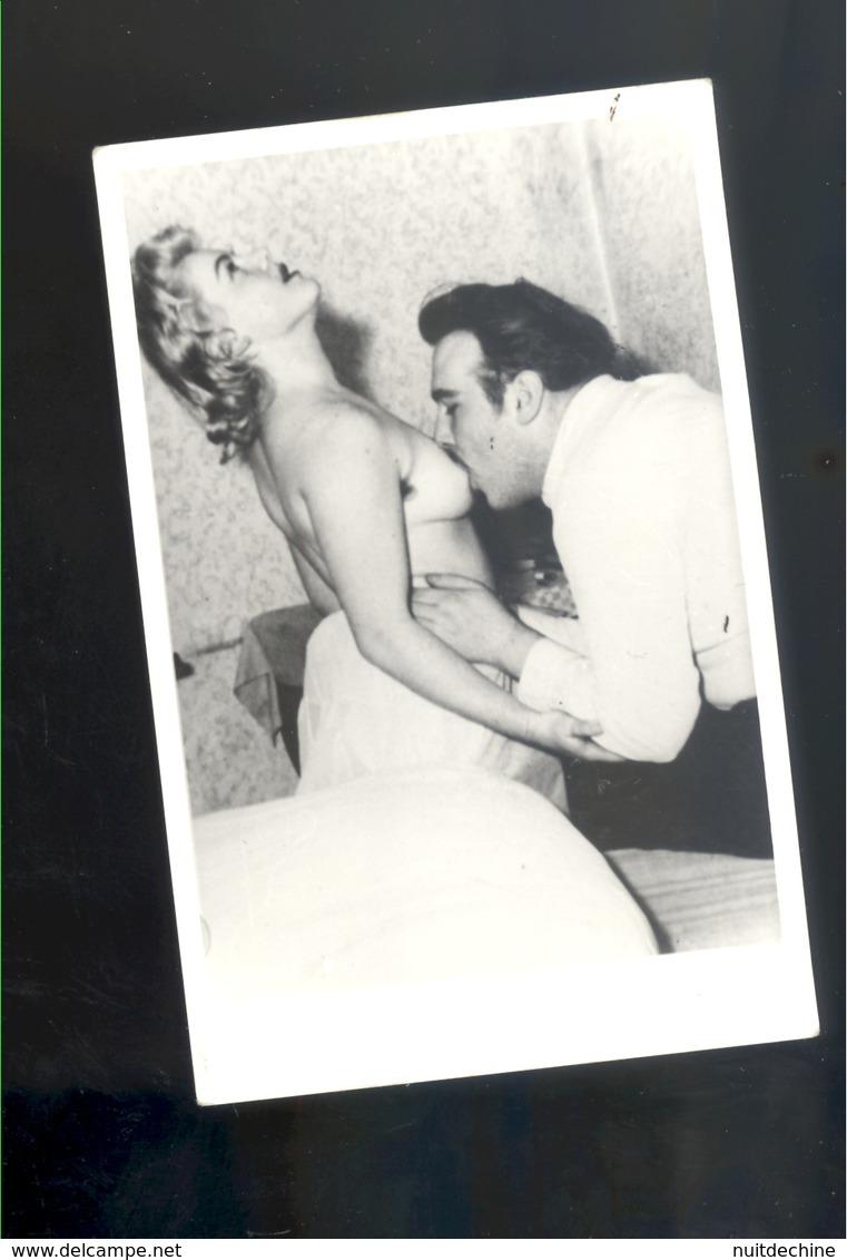Photo Femme Nue   Nu Nude Woman - Beauté Féminine (1941-1960)