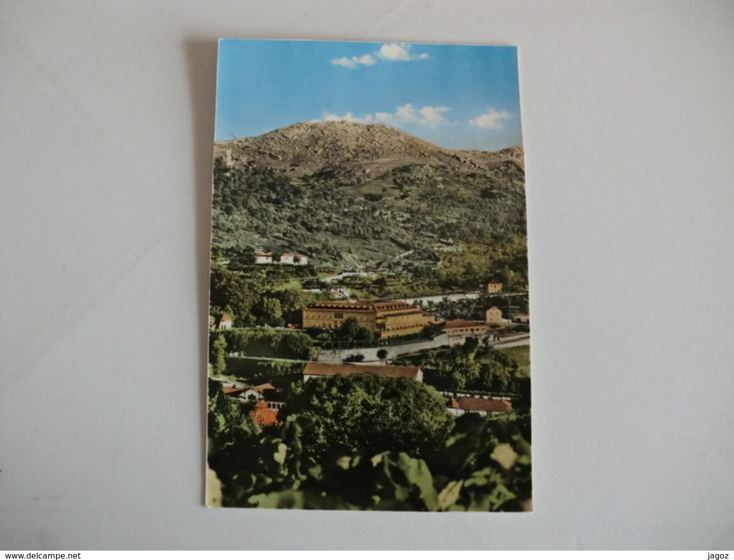 Postcard Postal Caldelas Grande Hotel Da Belavista - Braga