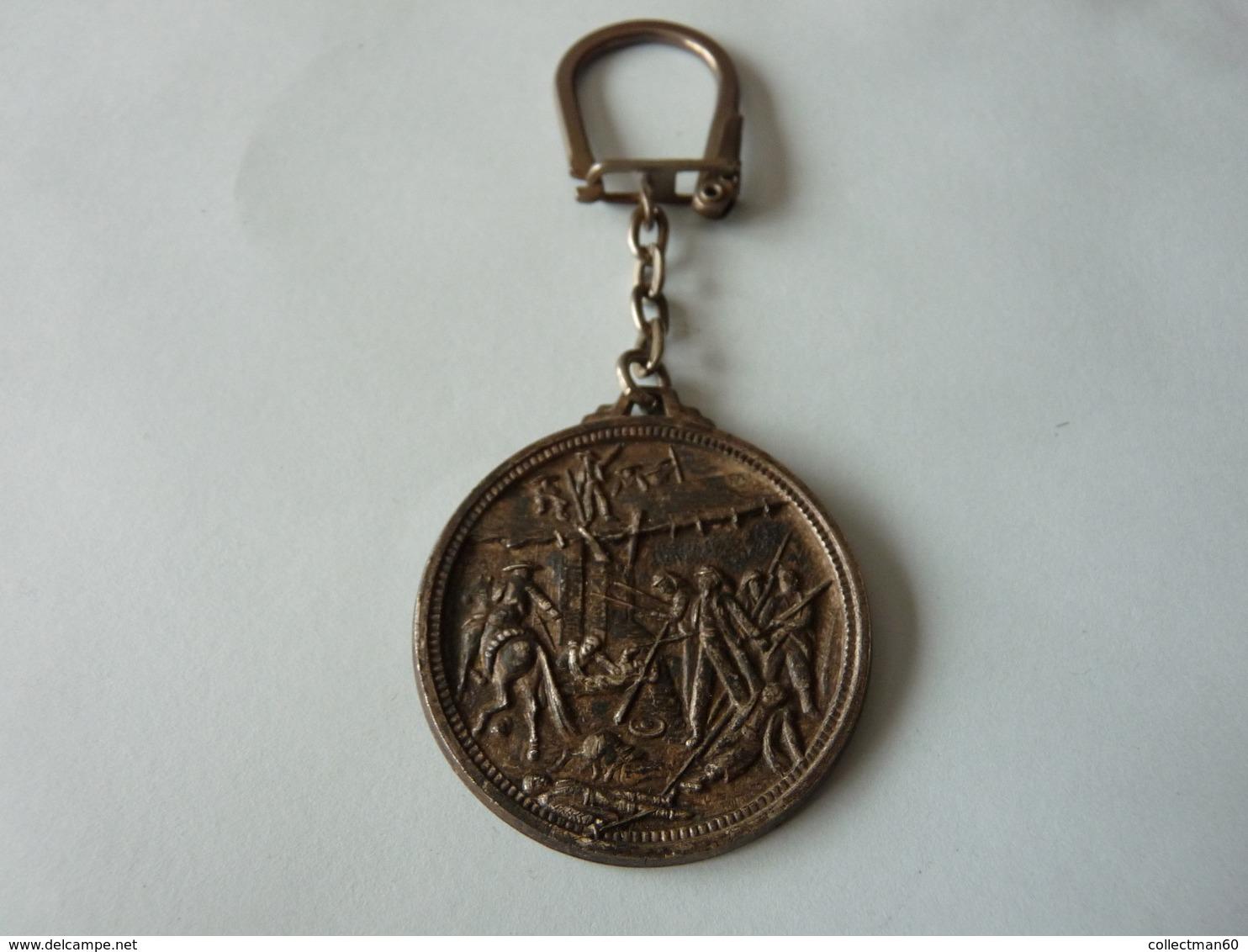 Porte Clés  Légion étrangére   30 Avril 1863  Camerone  Dans Son Jus  (courtois) - Militari