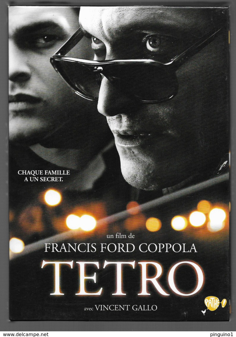 Tetro Dvd  Francis Ford Coppola - Policiers