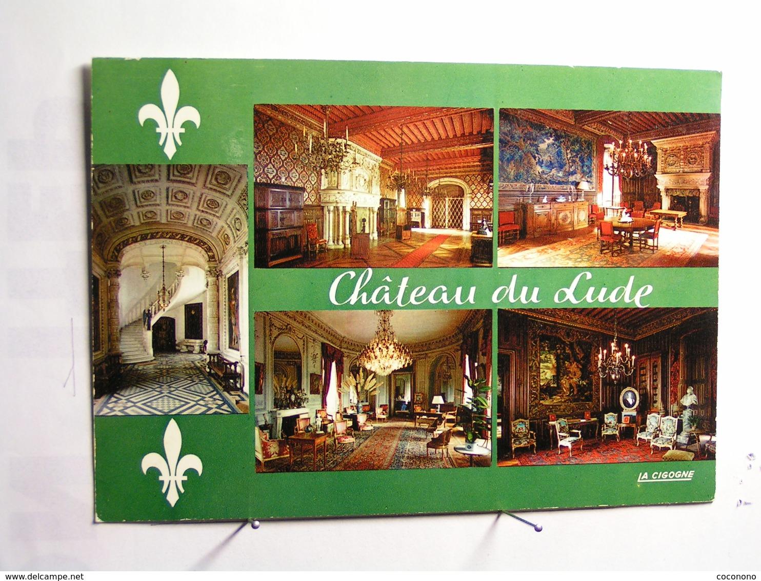 Le Lude - Le Chateau - Vues Diverses - Autres Communes