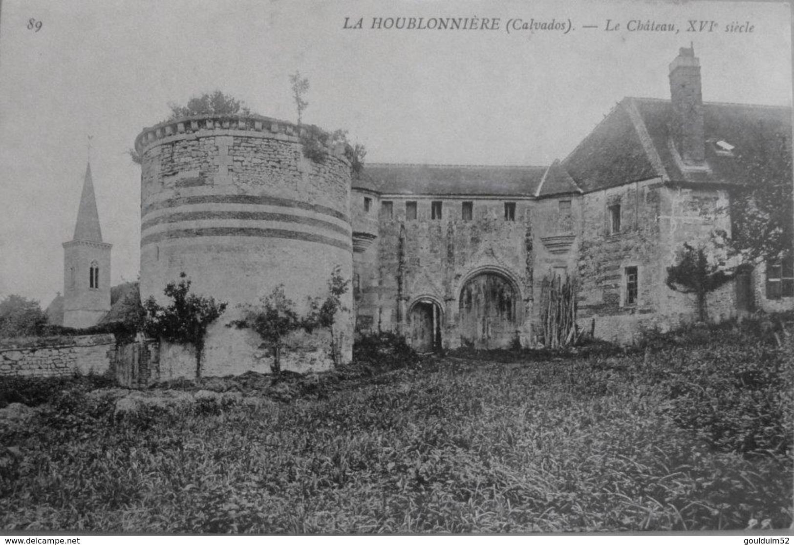 La Houblonnière : Le Chateau - France