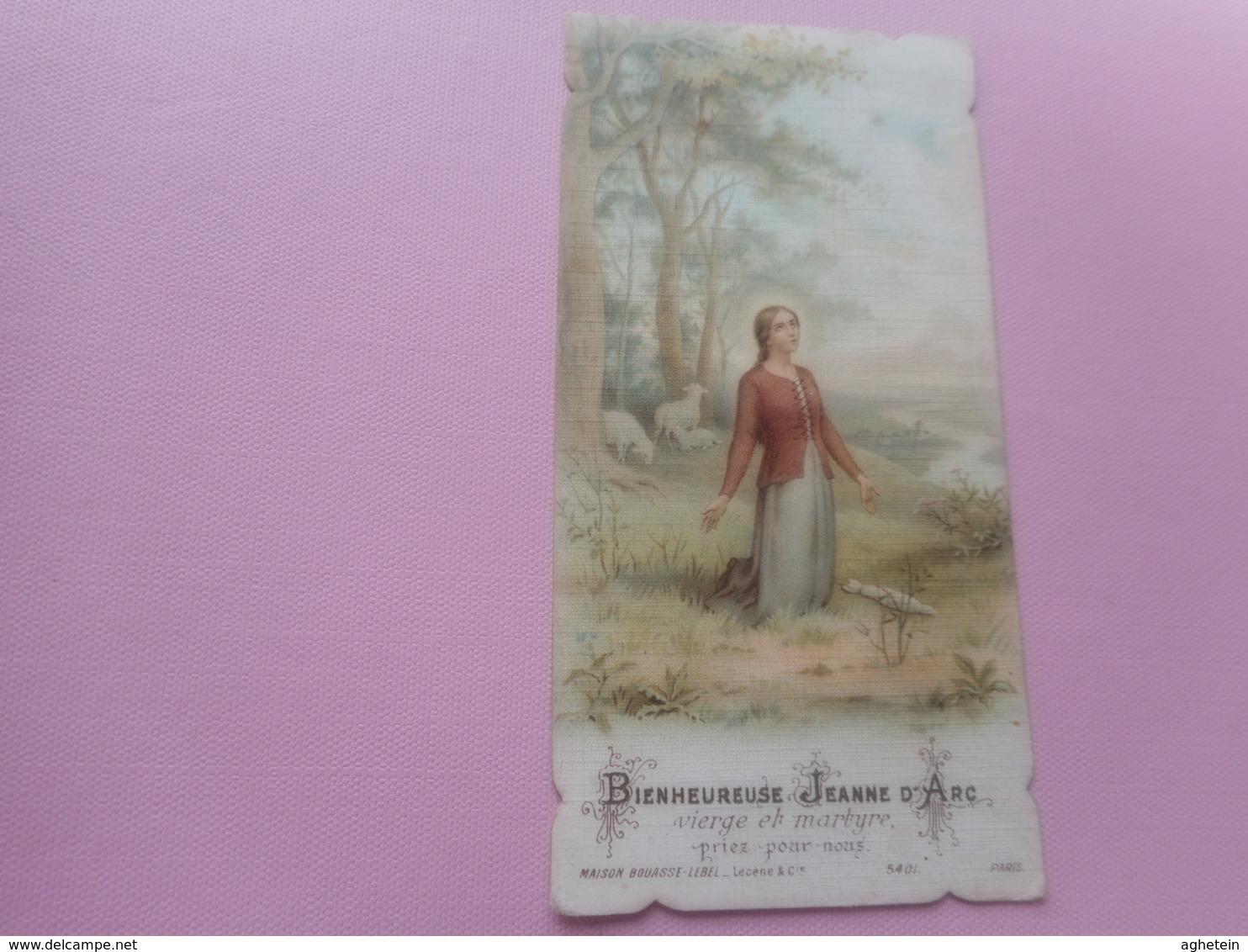 DEVOTIE-.BIENHEUREUSE JEANNE D'ARC - Religion & Esotérisme