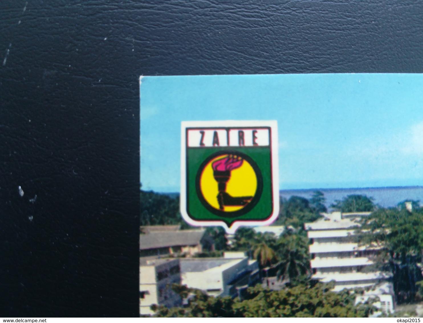 ZAÏRE KINSHASA BLVD DU 30 JUIN STATUE STANLEY LÉOPOLDVILLE DÉBOULONNÉ REMPLACÉ PAR UN ZAÏROIS  3 CARTES POSTALES + PHOTO - Kinshasa - Léopoldville