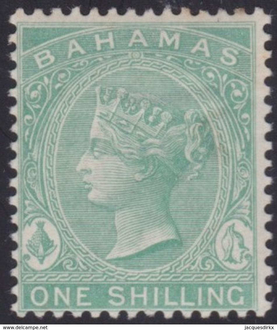 Bahamas    .   SG  .    39b   (2 Scans)      .   *     .    Mint-hinged     .   /    .   Ongebruikt - 1859-1963 Kronenkolonie