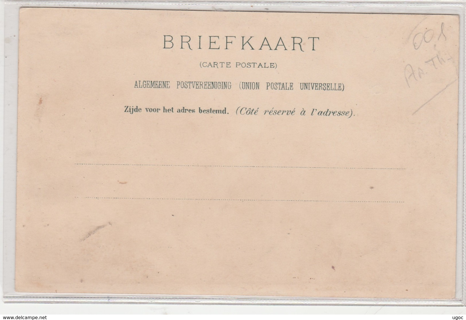 CPA  - Carte Illustrateur Arthur Thiele Leipzig - 001 - Thiele, Arthur