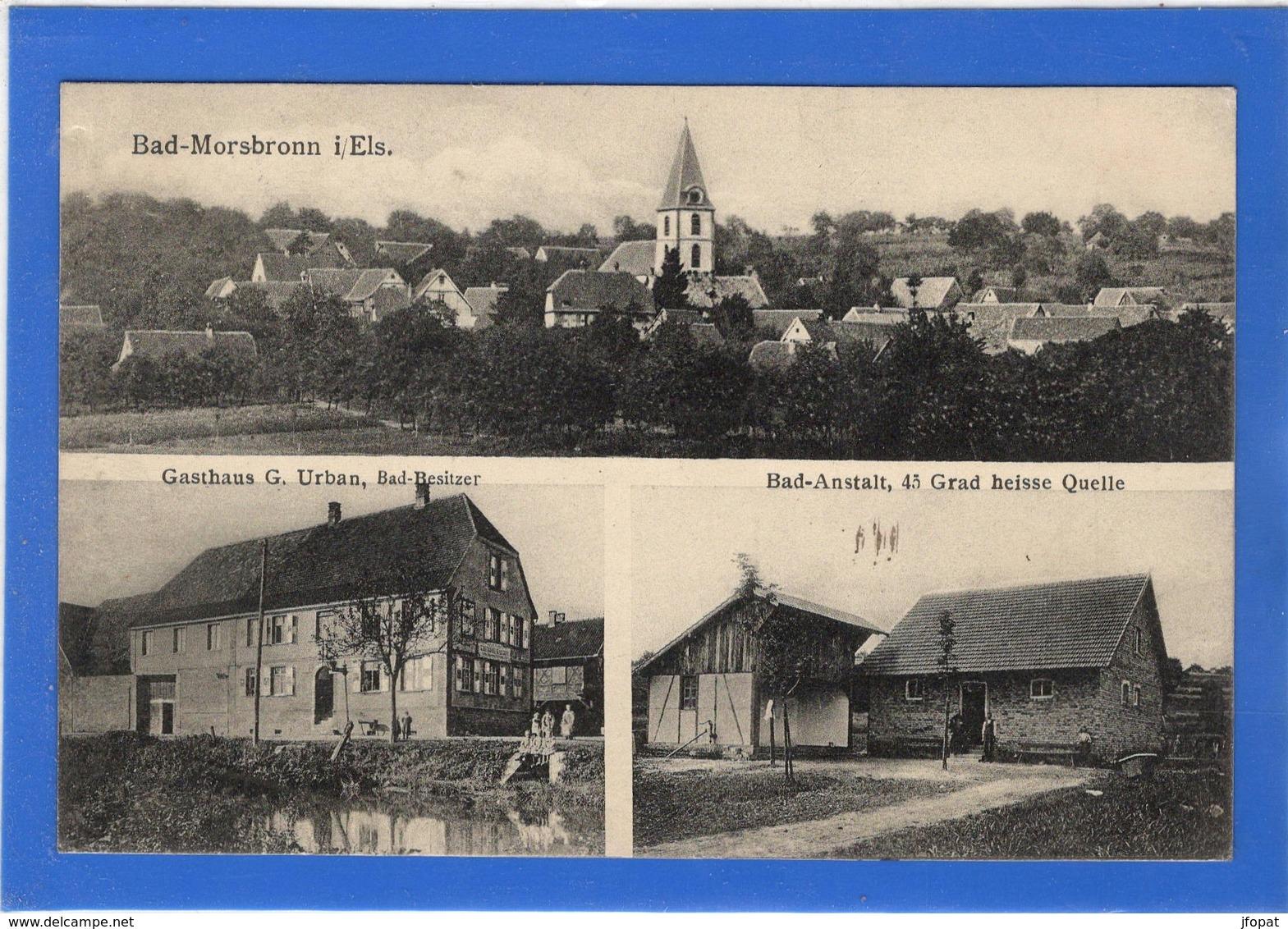 67 BAS RHIN - MORSBRONN Multi-vues - France