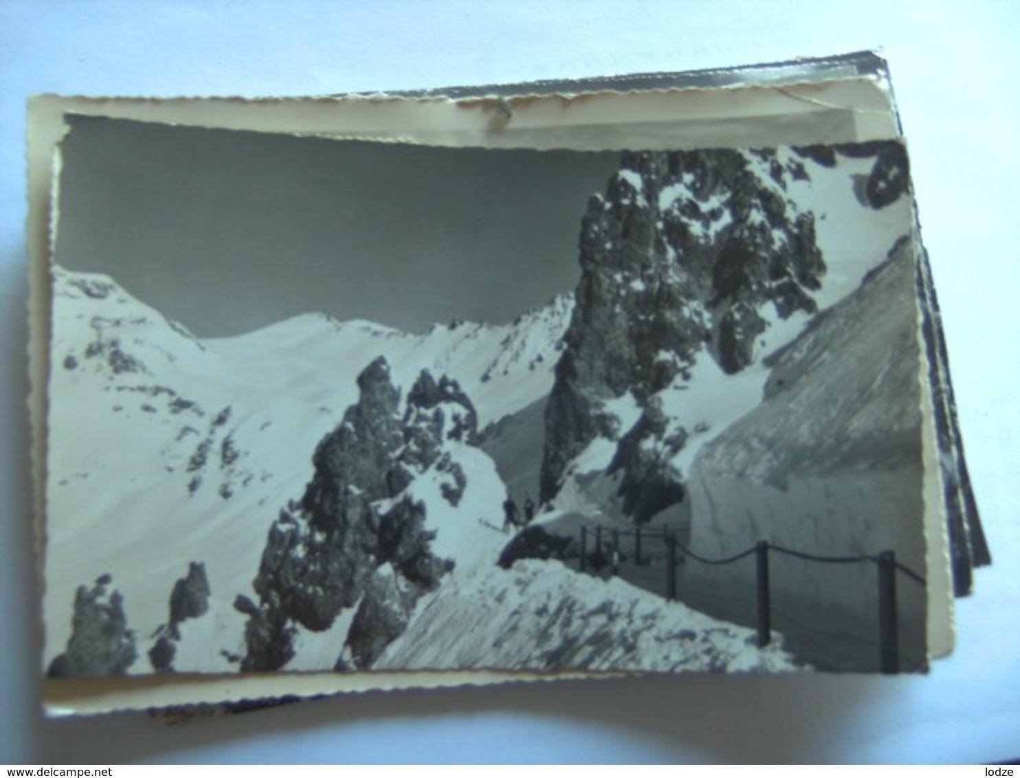 Zwitserland Schweiz Suisse GR Graubünden Davos Felsenweg - GR Grisons