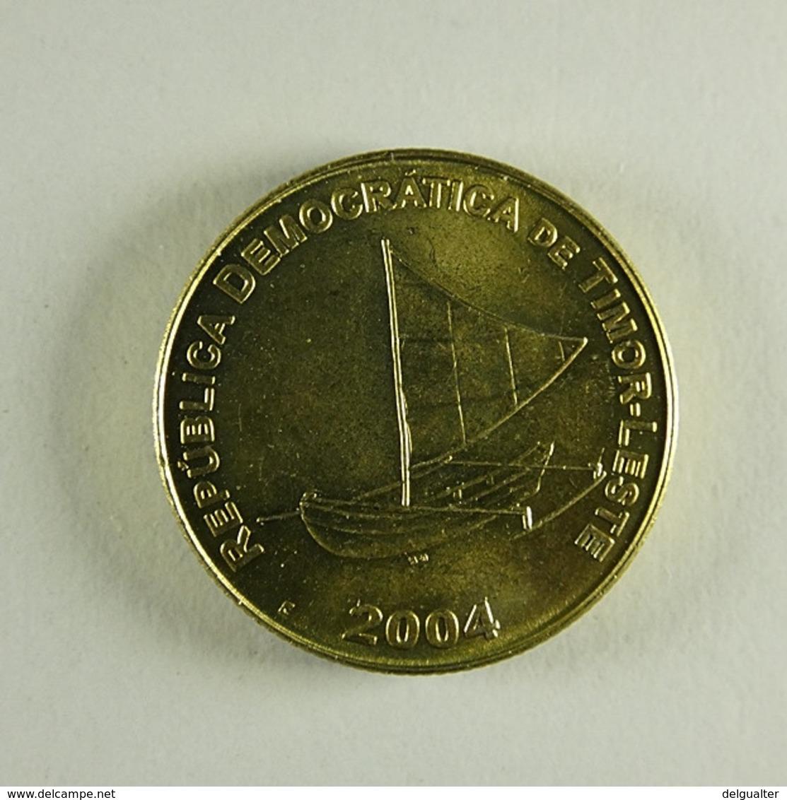 East Timor 25 Centavos 2004 - Timor
